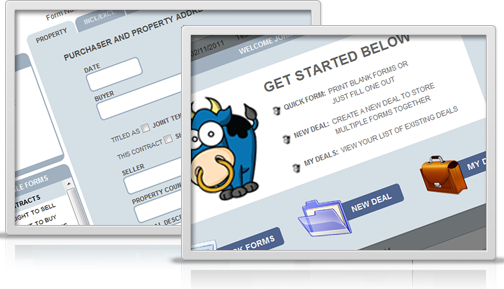 BULL Forms Product Screenshot